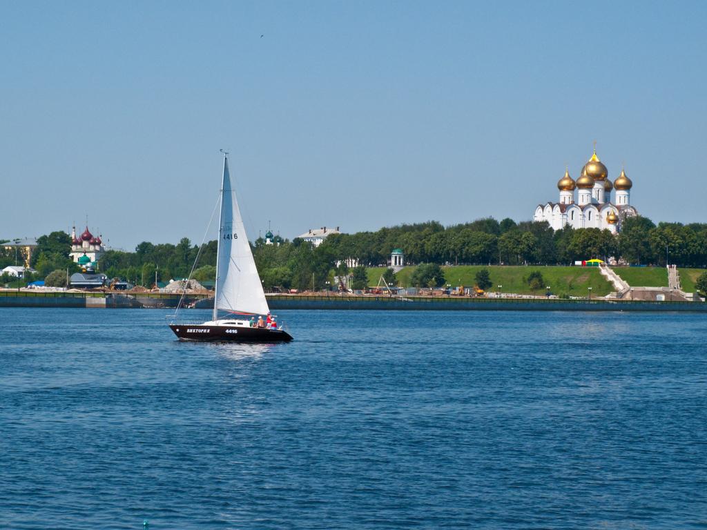 16 июля наблюдаем в Ярославле