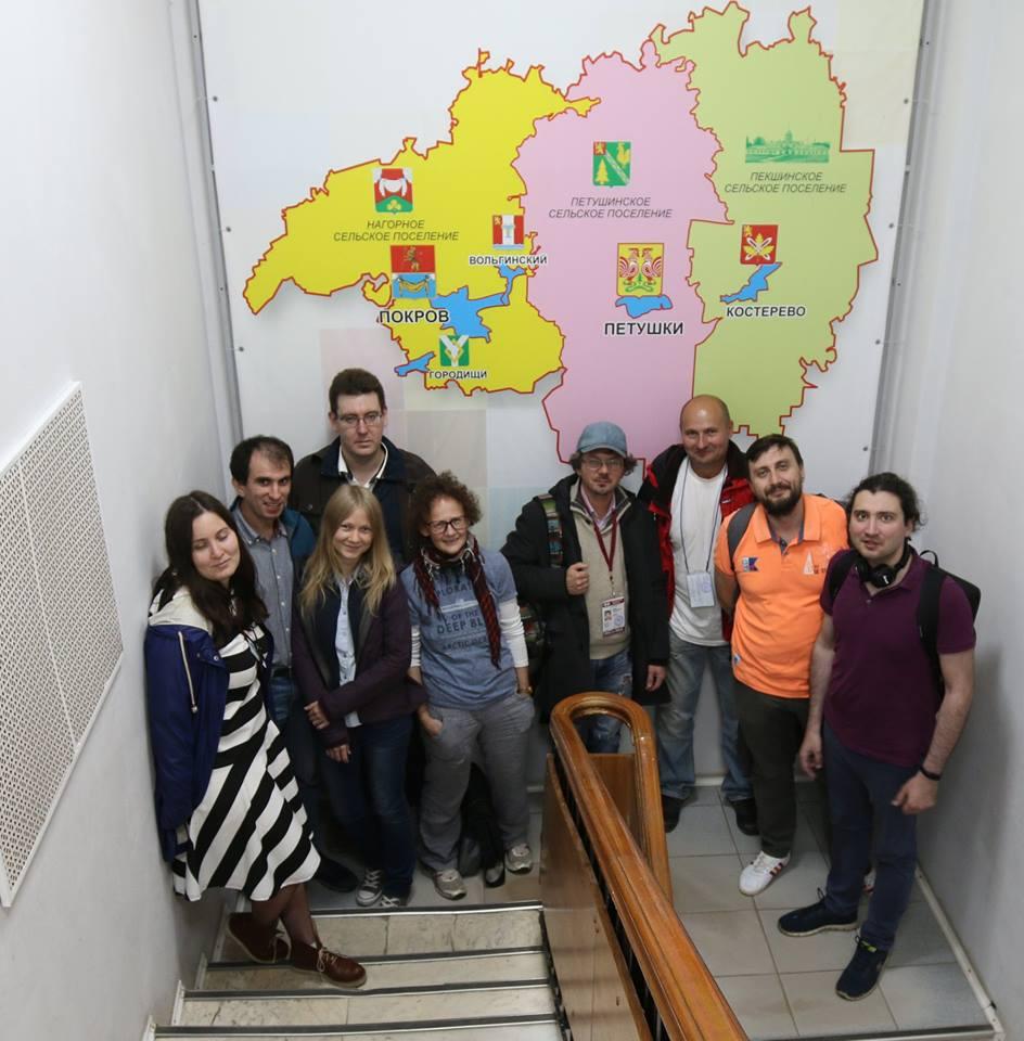 Независимые участники наблюдения в ТИК Петушинского района
